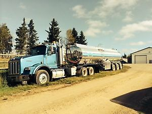 BULK WATER - Potable Water Hauling & VAC TRUCK SERVICE Strathcona County Edmonton Area image 5