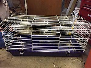 Large cage for rabbit, guinea pig, hedgehog