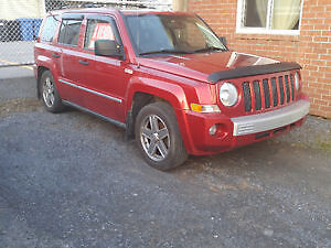 2007 JEEP PATROT  LIMITED ,
