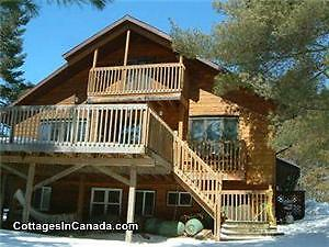 Huntsville Waterfront Family Cottage Rental