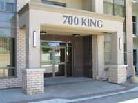 Spectacular 3 bd suite at 700 King...REVO! Look no further....