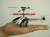 RC 3CH I/R indoor smallest helicopter With Gyro BRAND NEW