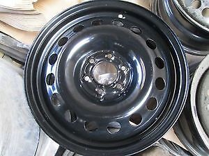 4 steel wheels  1999-2004 GM Cars.Also Montana or Venture