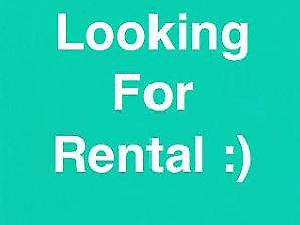 Looking for 1 bedroom or bachelor Apartment