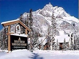 Banff Rocky Mountain Resort Mar.3 to Mar.10 ,2019