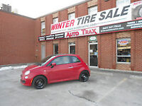 FIAT 500 Winter Tire & Wheels Packages @ AUTO TRAX 647 347 7752 Mississauga / Peel Region Toronto (GTA) Preview