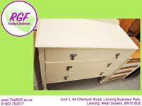 SALE NOW ON!! Solid Wood Chest Of Drawers - Can Deliver for £19