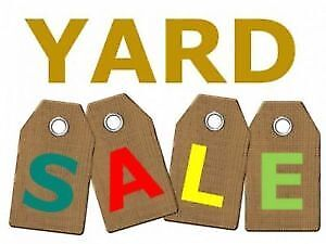 Cancelled due to family emergency! YARD SALE Hammonds Plains