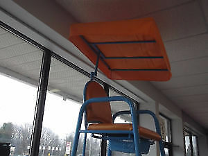 PAN AM GAMES EVENT HIGH CHAIR - AS NEW Kitchener / Waterloo Kitchener Area image 8