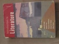 Eng 110 textbook - Introduction to Literature