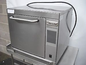 Merrychef E3 oven excellent condition
