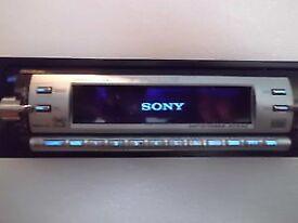 SONY CDX-RA650 CD/MP3/WMA/RADIO CAR MEDIA PLAYER - MINT CONDITION!