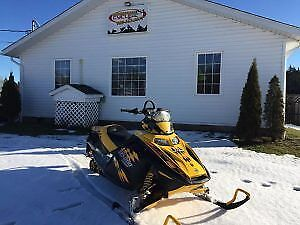 Now Parting Out 2004 Ski Doo Rev 800