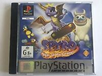 Spyro year of the dragon (boxed with manual)