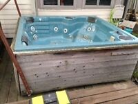 Free Hot Tub Removal