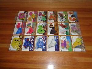 Beanie Kids Cards x 81, Complete Set, All New! Axe Creek Bendigo Surrounds Preview