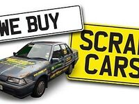 **BUY ALL SCRAP CARS VANS 4x4s