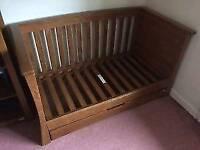 Mamas & Papas Cot bed (no mattress)