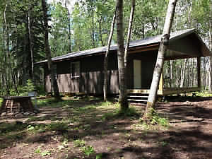 New Cabin -Remote Hunting , Quadding and Snowmobiling Property