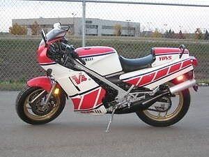 Yamaha RD 500 RZ500 RZV500 wanted