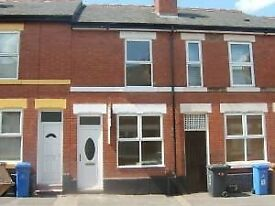 Derby City Centre 3 Bed House on May St (DE22)