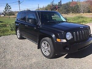 2008 Jeep Patriot 4x4 mvid for a year amazing shape