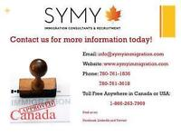 Expert Immigration Consultant SYMY Immigration Free Consultation