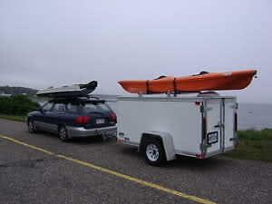 Remorque - Kite - Planche à Voile - SUP - Kayak