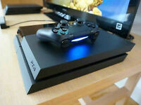 Sony PS4 and accessories, Come with one game Watch|Shar