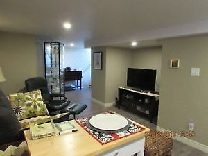 Beautifully Updated Cozy 1 Bedroom Apartment