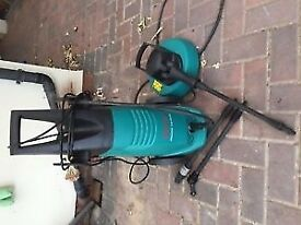 Bosch pressure washer preowned