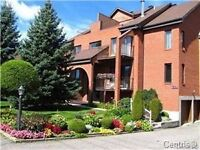 Beautiful clean 2 storey condo with garage+1ext park,3 balconies