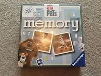 Ravensburger The Secret Life of Pets Memory Game BRand new