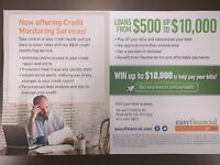 Borrow up to $10,000.00 today