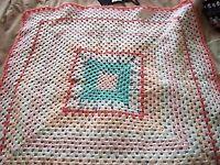 New Baby crochet blanket