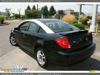 2003 Saturn ION Coupe (2 door) 2 SMALL DOORS IN BACK TO