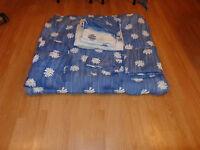 Ensemble de douillette pour lit simple