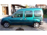 **SOLD**Renault Kangoo - FULL MOT - the ultimate adapted versatile vehicle & super low milage -