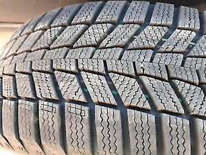 205/55R16 Continental Extreme Contact 2 USED WINTER TIRES 80%