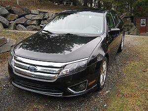 2010 Ford Fusion Sedan