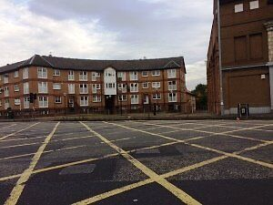 2 Bedroom 1st Floor Flat Govan Road Available 8th August 2017