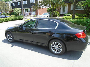 ** Super belle voiture! *** 2008 Infiniti G35x Berline
