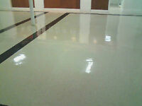 Cleaning Stripping & Waxing Of Floors Needed!