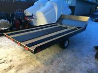 10 ft Snowmobile Trailer