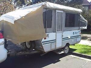 1993  offroad Jayco Eagle camper van Cassowary Coast Preview