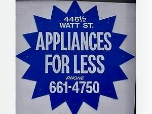Low Cost APPLIANCES