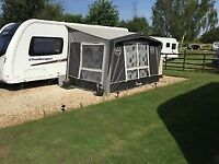 Isabella magnum caravan porch awning. 4 years old, only used about 4 times. Excellent condition