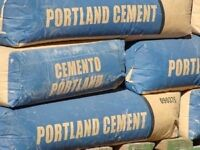 13 New Bags of Portland Cement £2.50 each