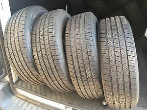 MICHELIN LTX    LT265 75 R16