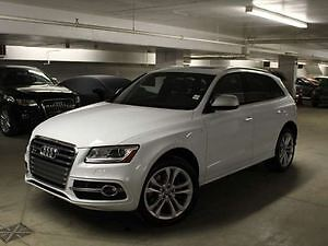 2014 Audi Sq5 SUV Progessiv 89632 km quattro $34000 no accidents